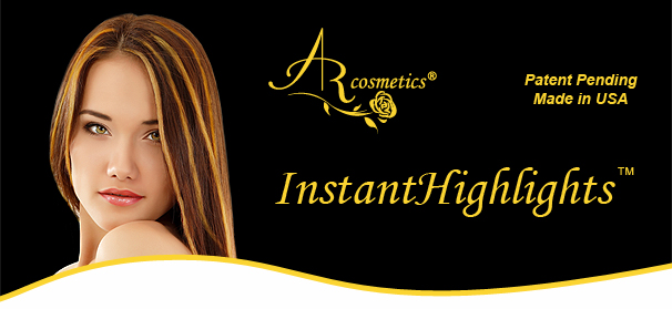 Arstyle institute funlights instant highlights age away instant highlights is an innovative all natural product that creates temporary highlights in your hair in seconds with its easy to use lipstick like pmusecretfo Image collections